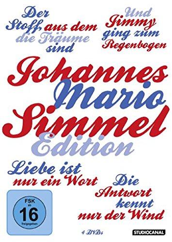 Bild von Johannes Mario Simmel Edition [4 DVDs]