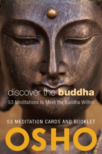 Discover the Buddha: 53 Meditations to Meet the Buddha Within [With Booklet]