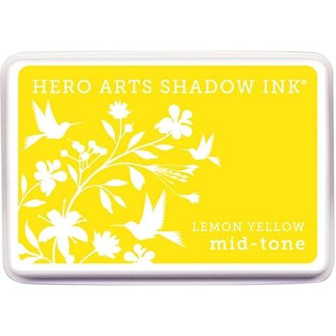 Hero Arts demi-tons pads-lemon d'encre