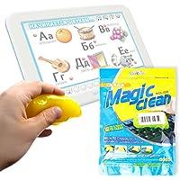 DURAGADGET Potente Gel Limpiador para Tablet Educa Touch - Érase una Vez | Aprendo Ingles |