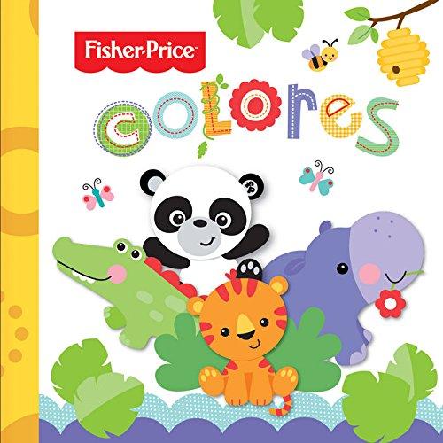 Texturitas. Fisher price. Colores