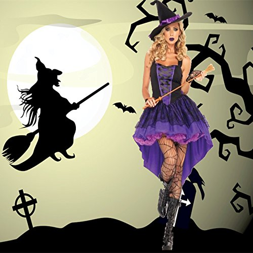 id Teufel Uniformen Versuchung Cosplay erwachsenen Halloween Kostüme Damen bar ds ()