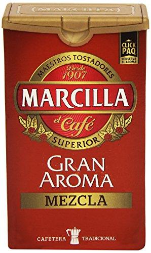 Marcilla Molido GRAN AROMA MEZCLA - [Pack de 3]