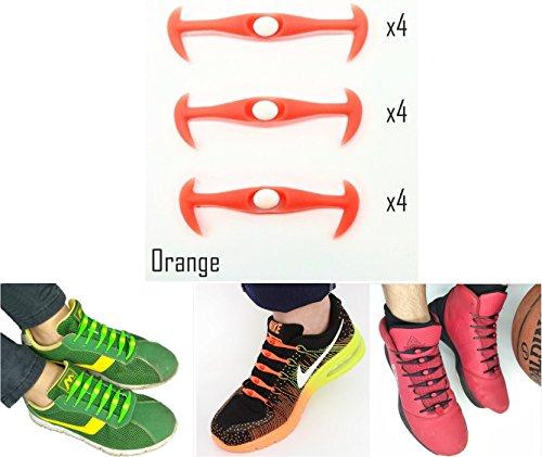 bazaraz-ndb1498-cordones-de-zapatos-unisex-naranja-arancione-universale