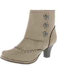 95c637c767 Suchergebnis auf Amazon.de für: Dirndl Stiefel - Damen / Schuhe ...