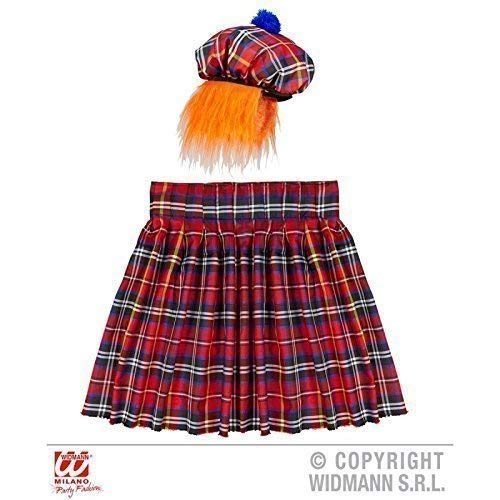 Schottisch Glengarry Pfeifer Hut zum Kilts Armee Dudelsack