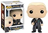 Funko- Draco Malfoy Figura de Vinilo, colección de Pop, seria Harry Potter (6569)