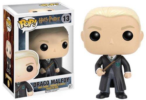 Funko Draco Malfoy Figura de Vinilo, colección de Pop, seria Harry Potter (6569)