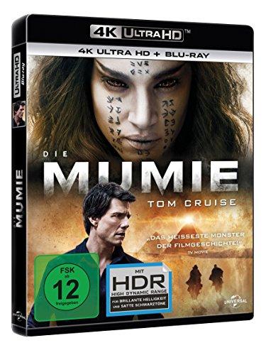Die Mumie (2017) – Ultra HD Blu-ray [4k + Blu-ray Disc] - 2
