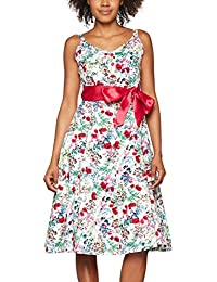Joe Browns Damen Kleid Fresh Print Floral Dress