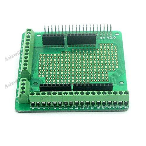 Preisvergleich Produktbild asiawill Schrauben Prototyp Add-On V2.0Für Raspberry Pi