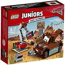 LEGO 10733 - Juniors, La Discarica di Cricchetto