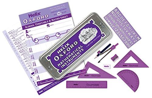 Oxford 1705842017édition limitée «?Couleurs?» de mathématiques–Violet