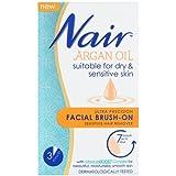 Nair Facial Brush-on Sensitive Hair Remover, 50ml