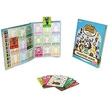 Album Collector de cartes amiibo Animal Crossing - série 3 + 3 cartes (1 spéciale + 2 standard)