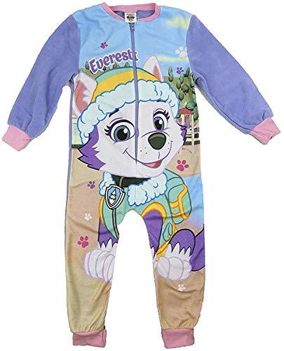 Mädchen Charakter Alles in Eins Fleeceartig Schlafanzug Verschiedene Charaktere und Größen - Trolle, 134-140