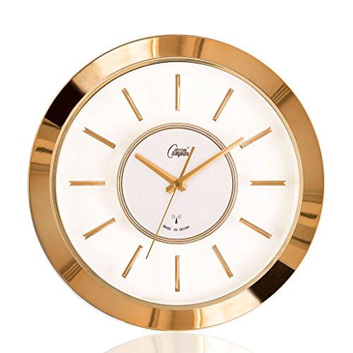 Personnalité mode horloge murale salon chambre à coucher créative AN européenne style horloge murale muet salon rétro horloge murale chambre à coucher horloge