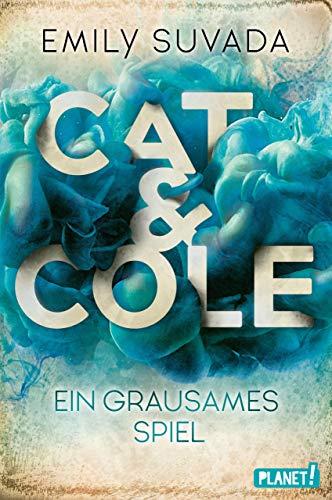 Buchseite und Rezensionen zu 'Cat & Cole 2: Ein grausames Spiel' von Emily Suvada