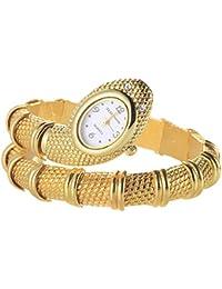 cda7b0bea5f1 Amazon.es  relojes pulsera serpiente  Relojes