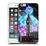Head Case Designs Espace De Londres Paysages Surréalistes Étui Coque en Gel Molle pour iPhone 6 Plus/iPhone 6s Plus