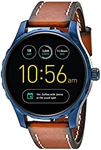 Fossil Q Marshal Touchscreen Digital Multi-Colour Dial Men's Smartwatch- FTW2106