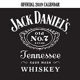 Jack Daniel's 2019 Wandkalender Mehrfarbig