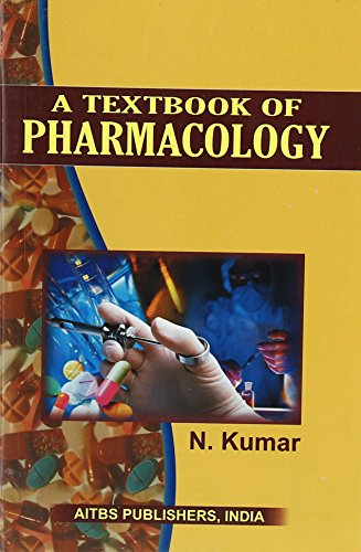 A Textbook Of Pharmacology