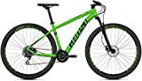 Ghost Kato 3.9 AL U 29R Mountain Bike 2019 (L/50cm, Riot Green/Night Black)