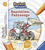 Produkt-Bild: tiptoi® Baustellen-Fahrzeuge (tiptoi® Pocket Wissen)