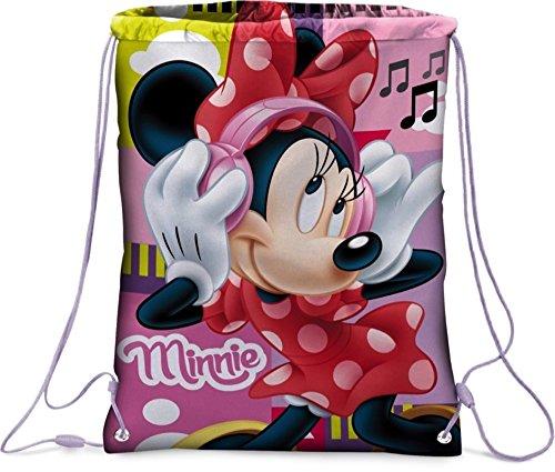 Star Licensing Disney Minnie Mouse - Bolsa de Deporte para Gimnasio
