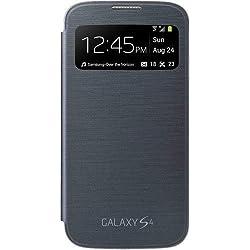 Samsung Galaxy S4 Premium Cover - Noir