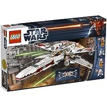 LEGO Star Wars X-Wing Starfighter 560pieza(s) - juegos de construcción (Película, Multicolor)