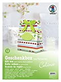 Ursus 5150012 - Geschenkbox aus Fotokarton Celina 12, 5 Stück