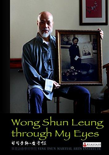 Wong Shun Leung through My Eyes (English Edition) por Kim Man Au Yeung