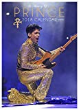 PRINCE CALENDAR 2018 LARGE (A3 ) SIZE POSTER WALL CALENDAR BRAND NEW & FACTORY SEALED