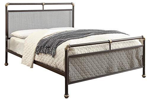 Sleep Design Cambridge Industrial Scaffold Style Pipe