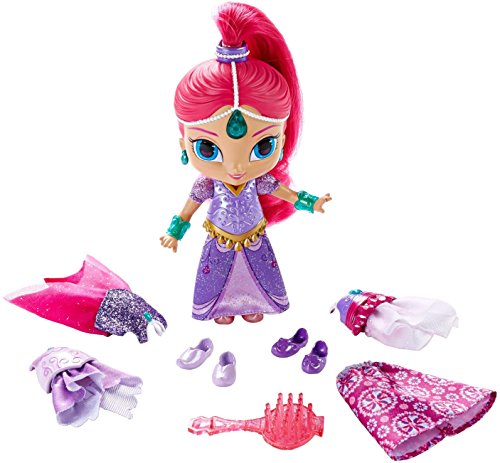 Fisher-Price Shimmer and Shine Magic Dress Shimmer by -