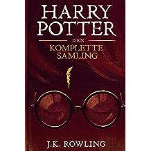 Harry Potter: Den Komplette Samling (1-7) (Harry Potter-serien)