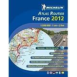Atlas routier France 2012 Reli