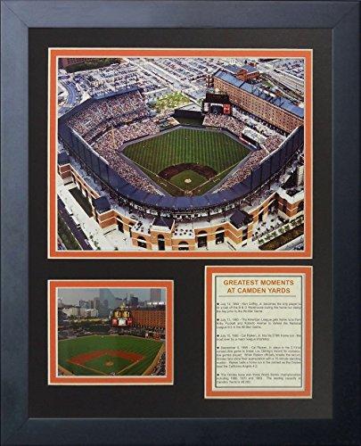 Baltimore Orioles Camden Yards gerahmtes Foto Collage, 11von 35,6cm ()