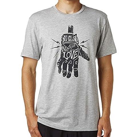 T-shirt Fox Lifer Premium Heather Grey