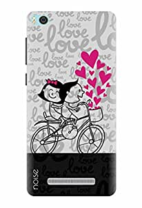 Noise Journey Of Love Printed Cover for Xiaomi Mi 4C