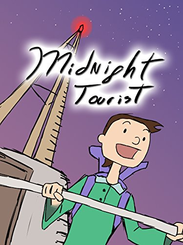 The Midnight Tourist Cover
