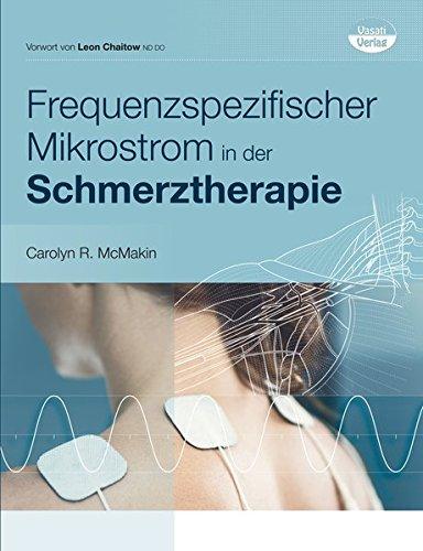 Frequenzspezifischer Mikrostrom in der Schmerztherapie