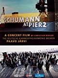Schumann : Schumann at Pier 2, documentaire. Järvi, Berger. [Import italien]