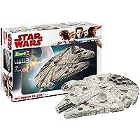 Revell Maqueta Star Wars Millennium Falcon con Kit Modelo, 1:72 Scale (6718)