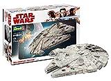Revell Maqueta Star Wars Millennium Falcon con Kit...