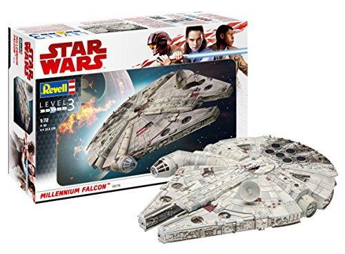 Revell 06718 Star Wars Han Solo Millennium Falcon, for sale  Delivered anywhere in Ireland