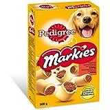Pedigree - Markies Galletas Mini Premios Perros para Mimar - Paquete de 12 x 500 gr - Total: 6000 gr