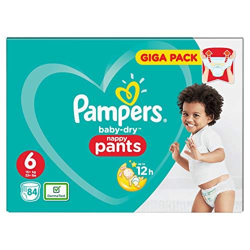 Pampers Baby Dry 81681816 pannolino usa e getta Ragazzo/Ragazza 6 84 pezzo